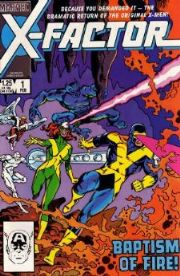 X-Factor Comics (1986 Series)
